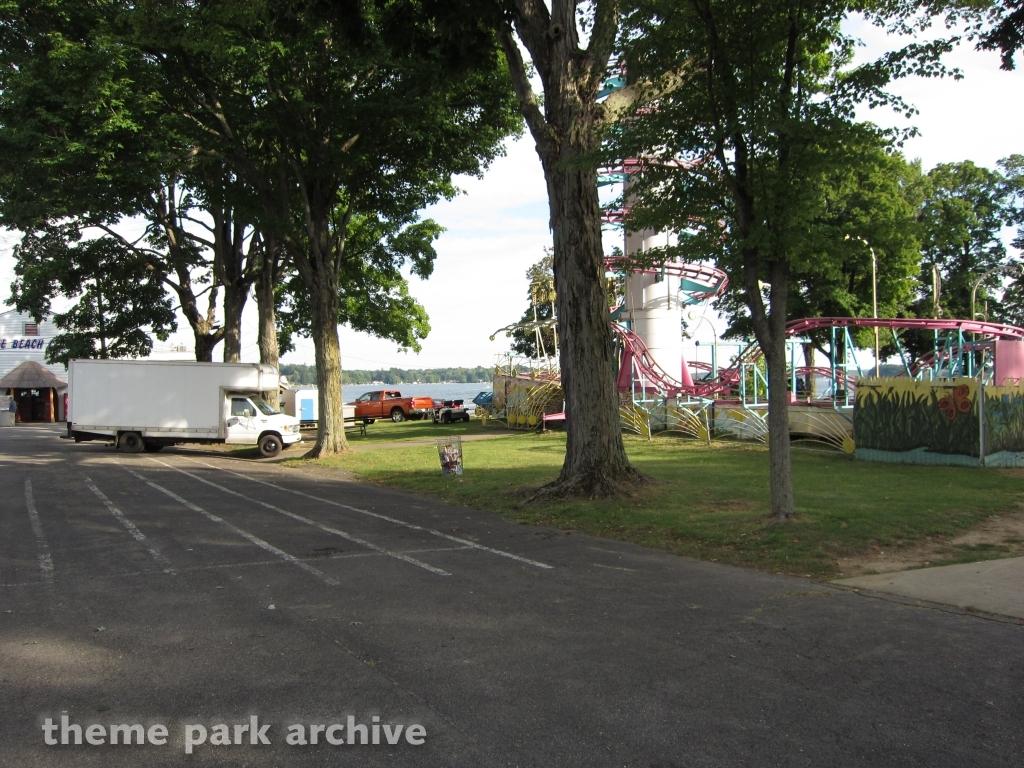 Toboggan at Conneaut Lake Park