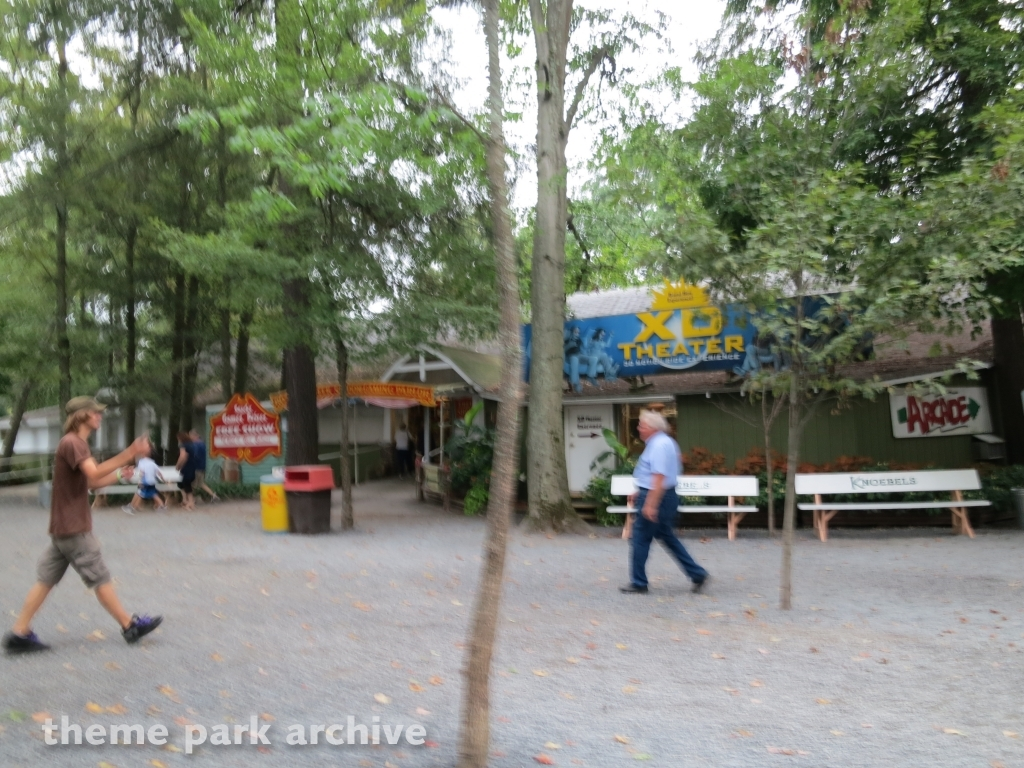 XD Theater at Knoebels Amusement Resort