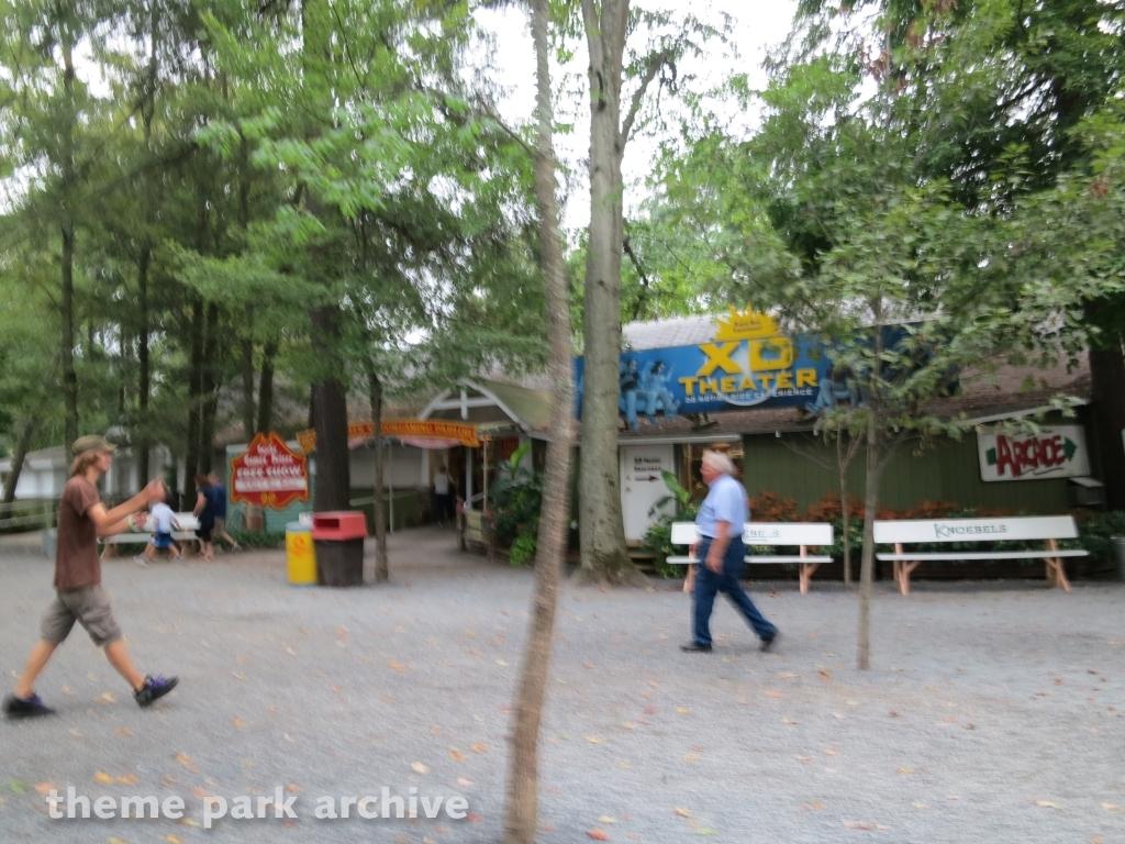 XD Theater at Knoebels Amusement Resort