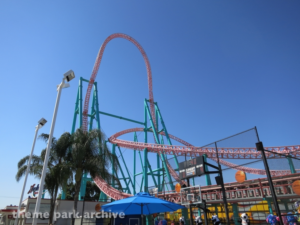Xcelerator Knotts Berry Farm Theme Park Archive | X...