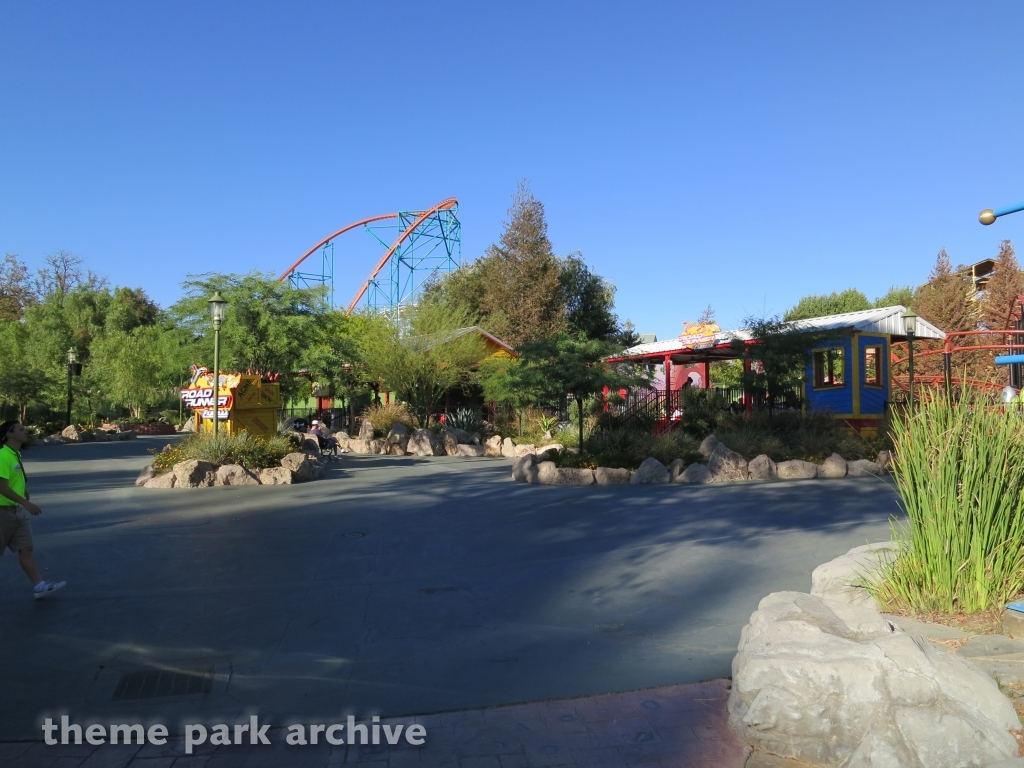 Road Runner Express at Six Flags Magic Mountain