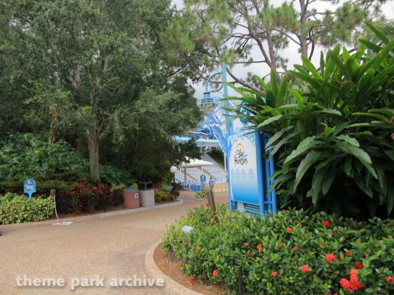 Blue Horizons at Sea World Orlando
