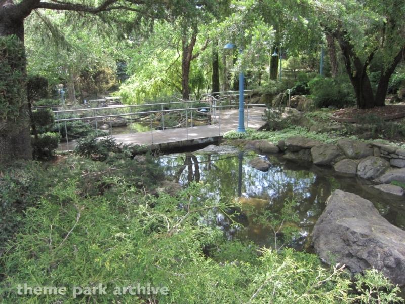 Claudia's Garden at Gilroy Gardens