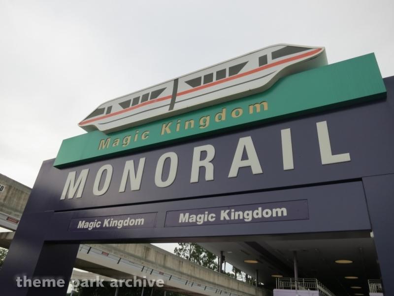 TTC at Magic Kingdom