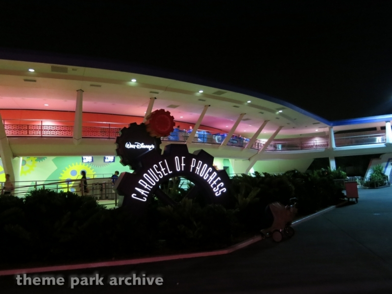 Carousel of Progress at Magic Kingdom