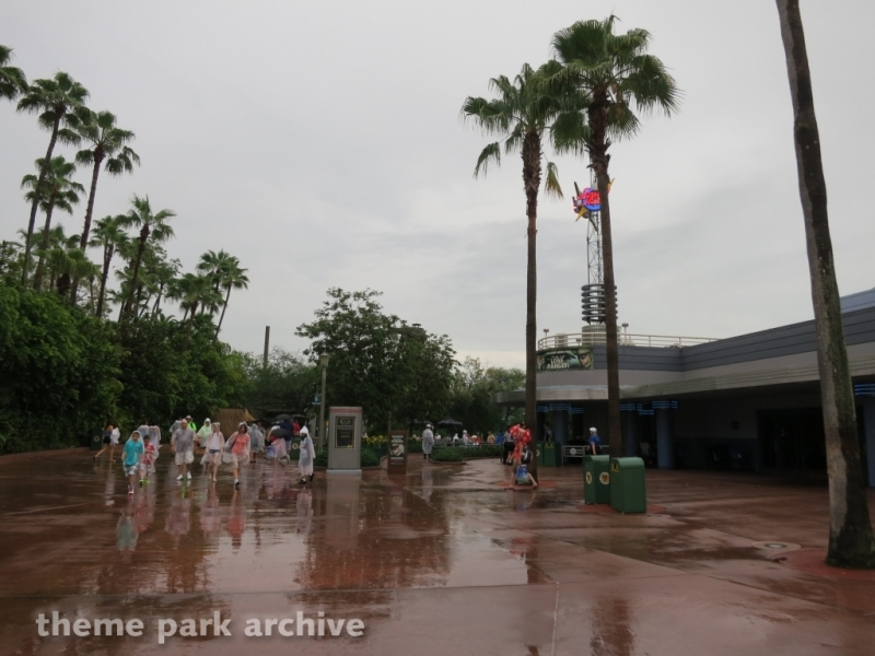 Commissary Lane at Disney's Hollywood Studios