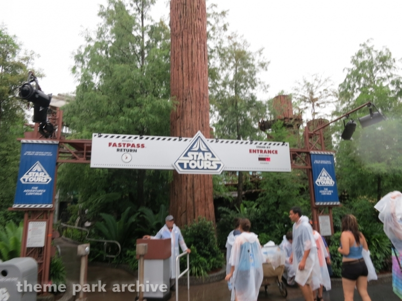 Star Tours The Adventures Continue at Disney's Hollywood Studios