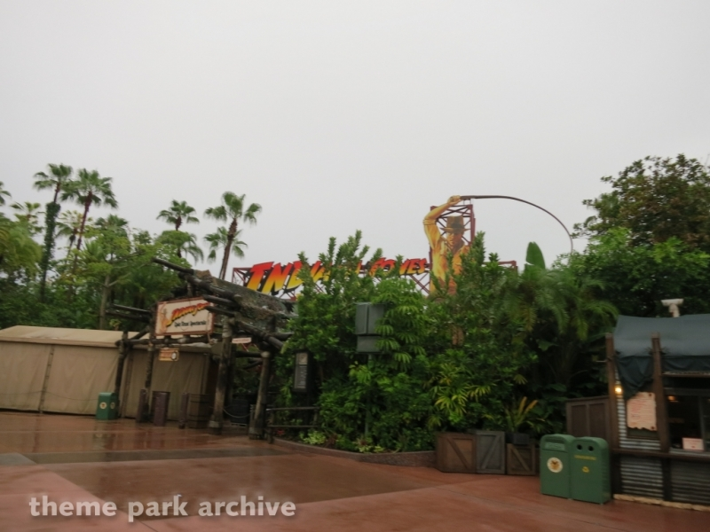 Indiana Jones Epic Stunt Spectacular at Disney's Hollywood Studios