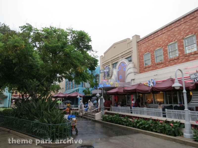 Streets of America at Disney's Hollywood Studios