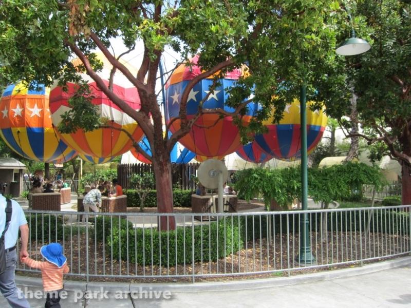 Balloon Flight at Gilroy Gardens