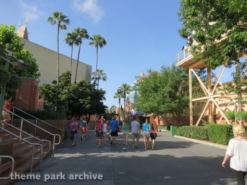 Animation Courtyard at Disney's Hollywood Studios