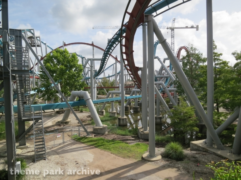 Dragon Challenge at Universal Islands of Adventure