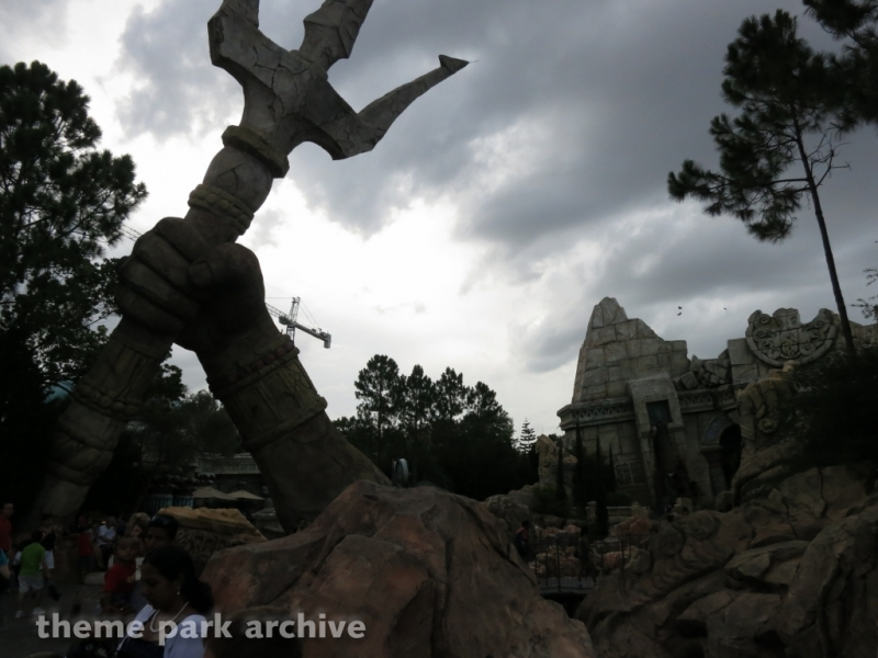 Lost Continent at Universal Islands of Adventure