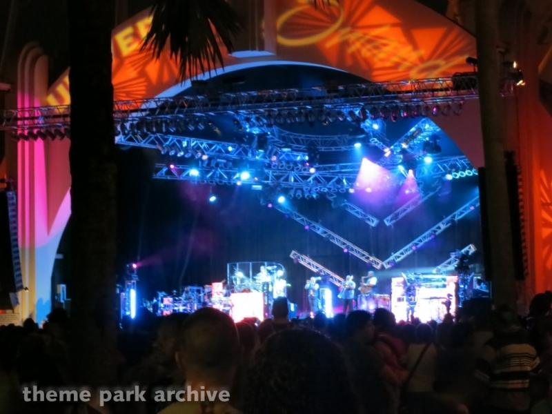 Summer Concert Series at Universal Studios Florida