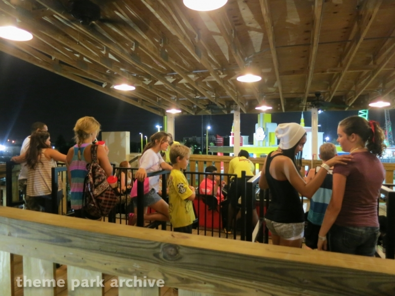 White Lightning at Fun Spot America Orlando