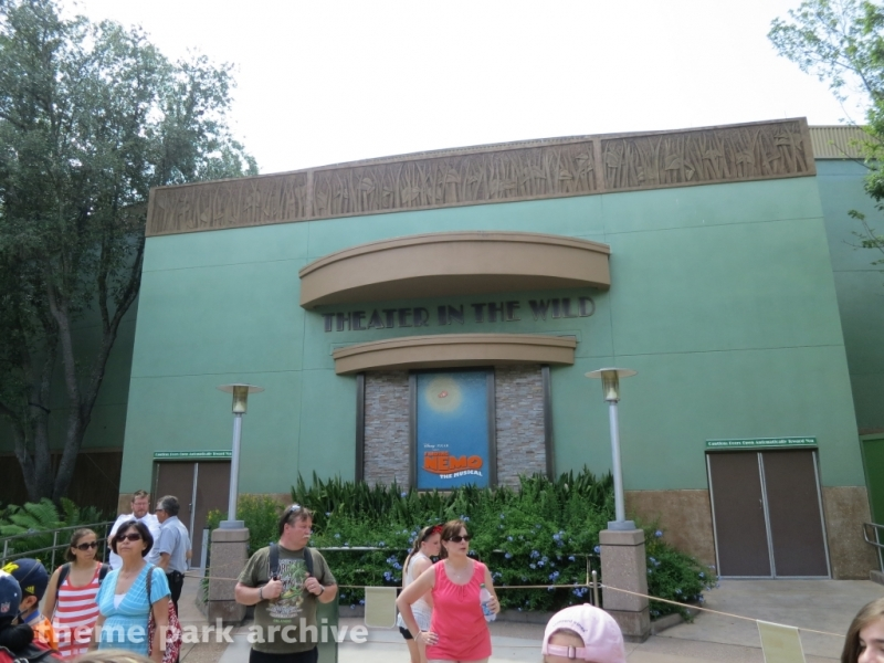 Finding Nemo: The Musical at Disney's Animal Kingdom