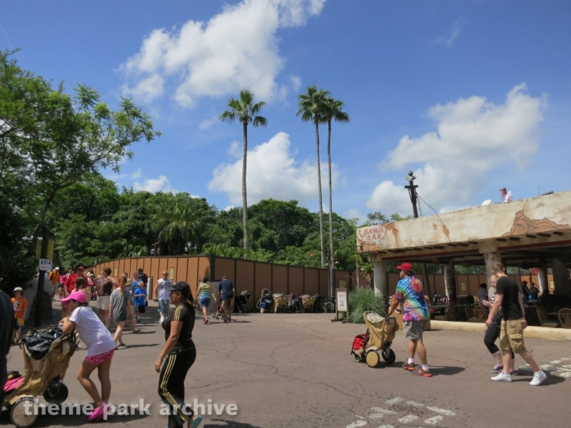 Africa at Disney's Animal Kingdom