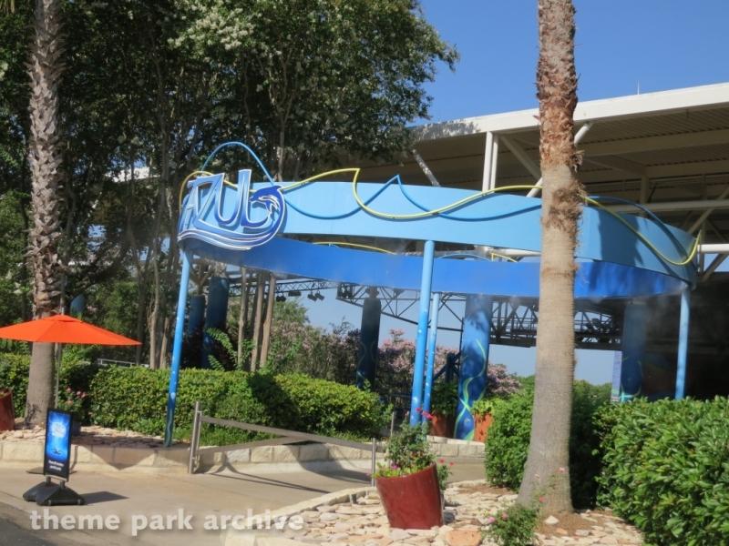 Nautilus Amphitheater at SeaWorld San Antonio