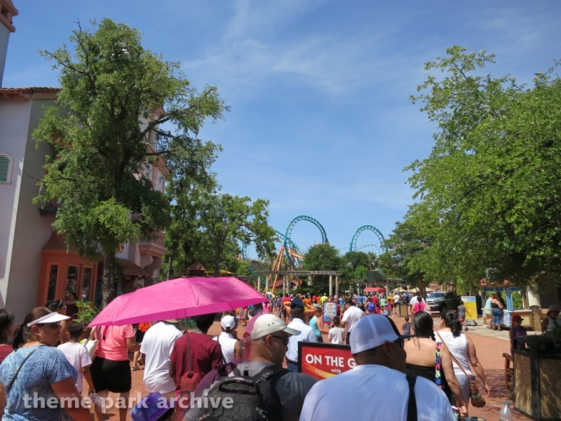Los Festivales at Six Flags Fiesta Texas