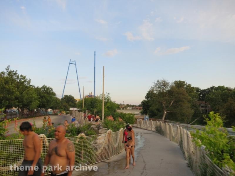 Sky Coaster at Schlitterbahn New Braunfels