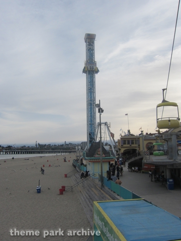 Double Shot at Santa Cruz Beach Boardwalk