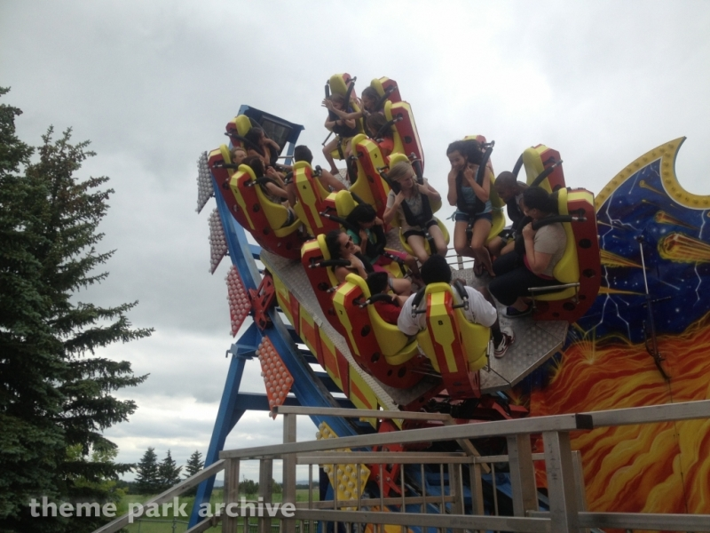 Mind Blaster at Calaway Park