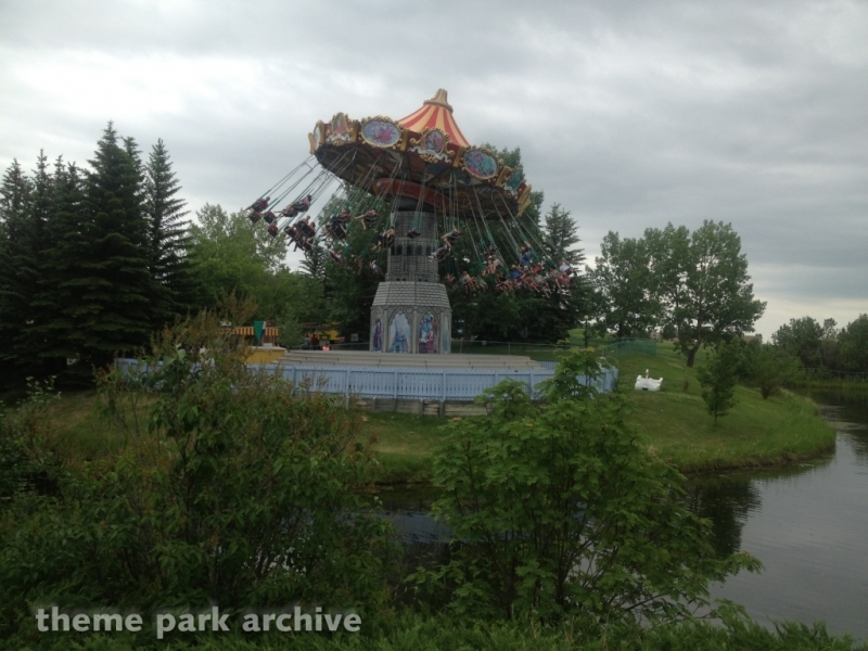 Dream Machine at Calaway Park