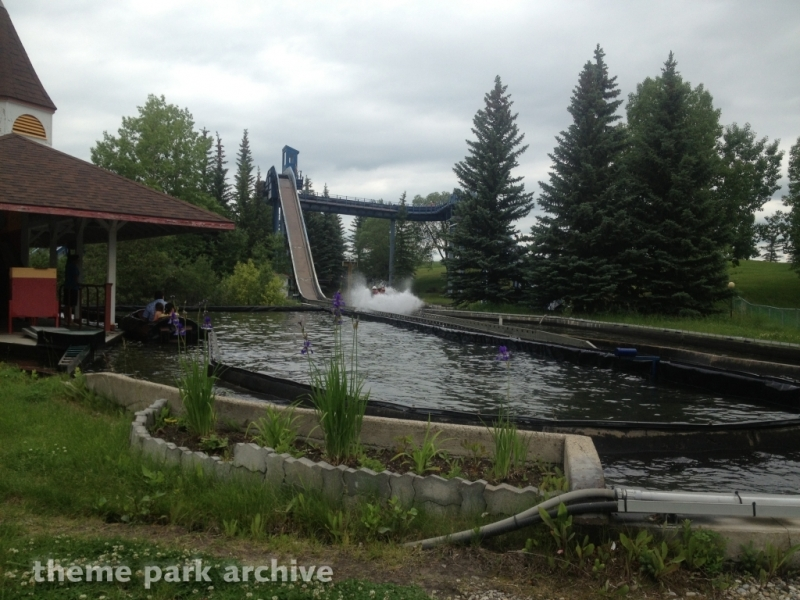 Shoot the Chutes at Calaway Park