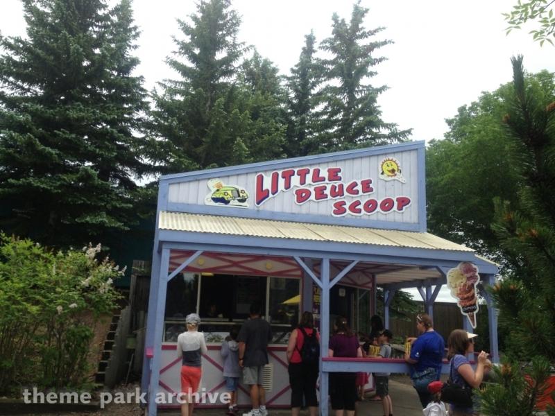 Little Deuce Scoop at Calaway Park