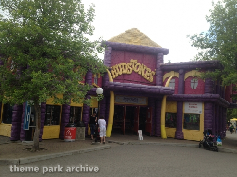 Hudstones Area at Calaway Park