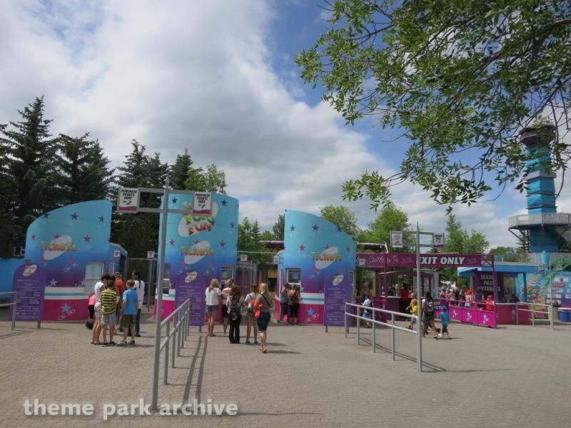 Entrance at Calaway Park