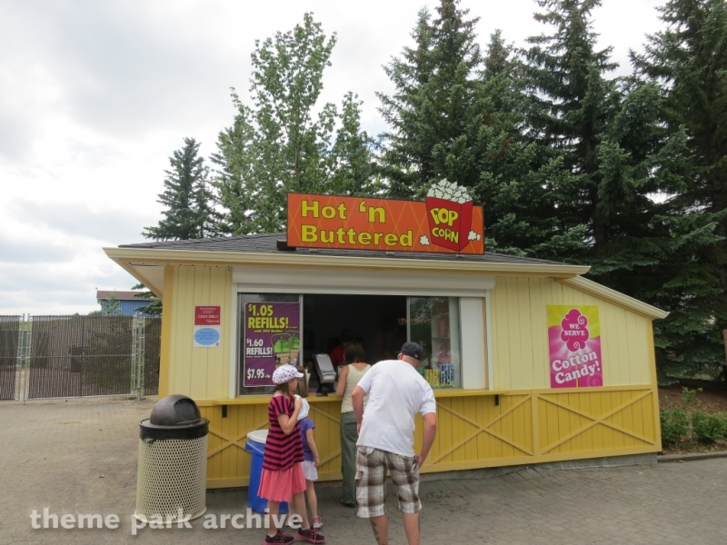 Hot 'n Buttered at Calaway Park