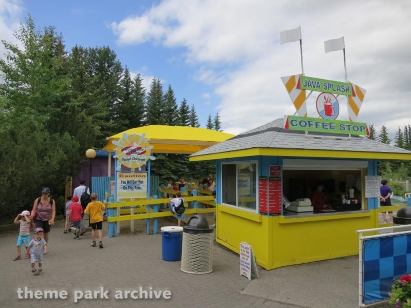 Java Splash Coffee Stop at Calaway Park