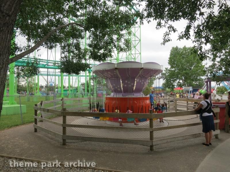 Swirly Twirl at Calaway Park