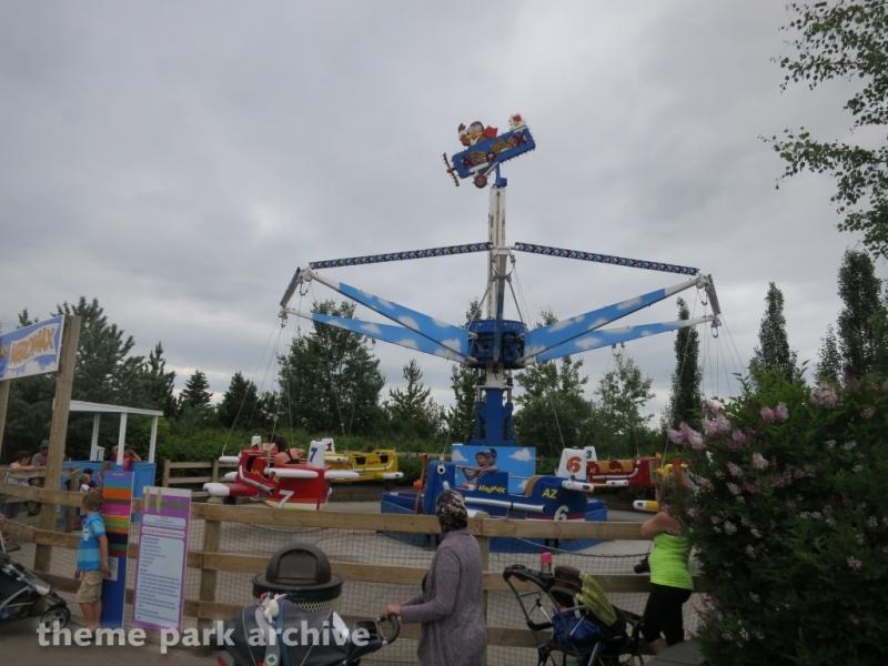 Air Gliders at Calaway Park