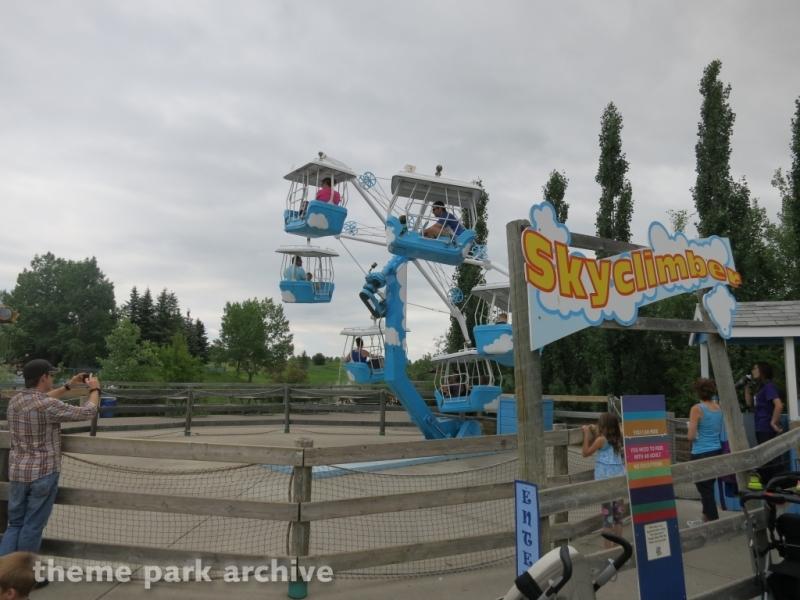Skyclimber at Calaway Park