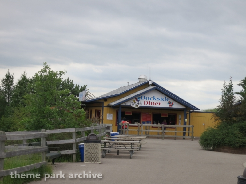 Dockside Diner at Calaway Park