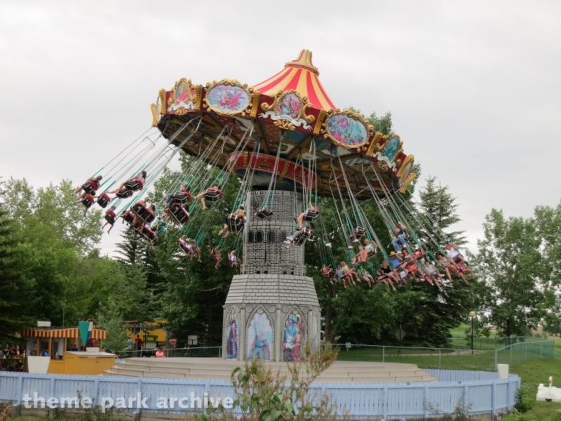 Dream Machine at Calaway Park