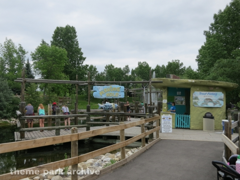Trout Pond at Calaway Park