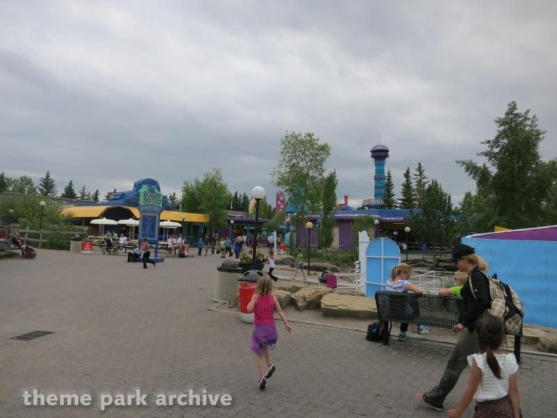 Hudstones Area at Calaway Park