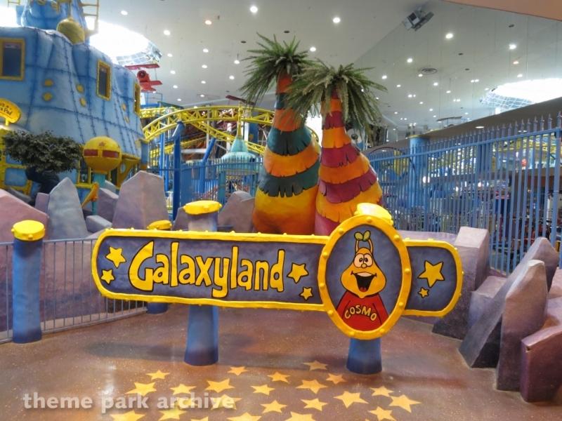 Entrance at Galaxyland