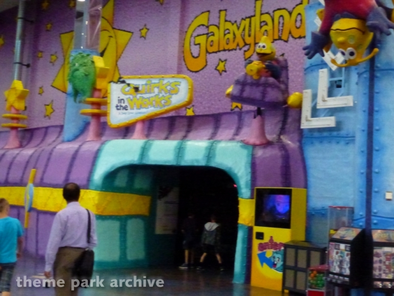 Quirks in the Works at Galaxyland