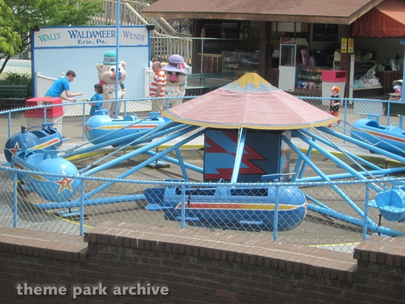 Sky Fighter at Waldameer Park