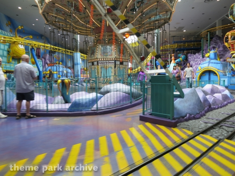 Swing of the Century at Galaxyland