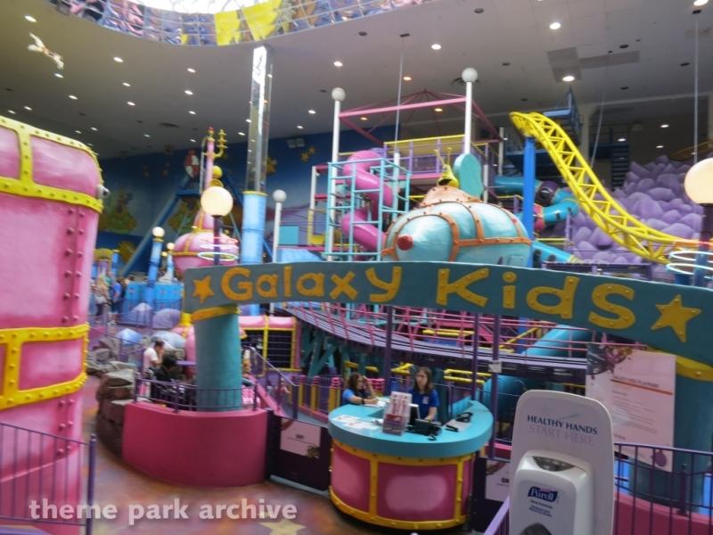 Galaxy Kids Playpark at Galaxyland