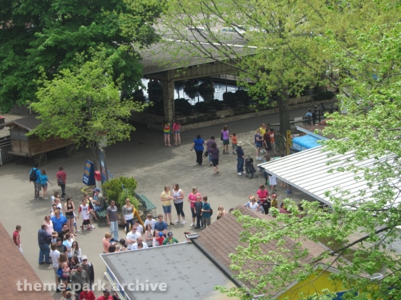 Dodgems at Waldameer Park