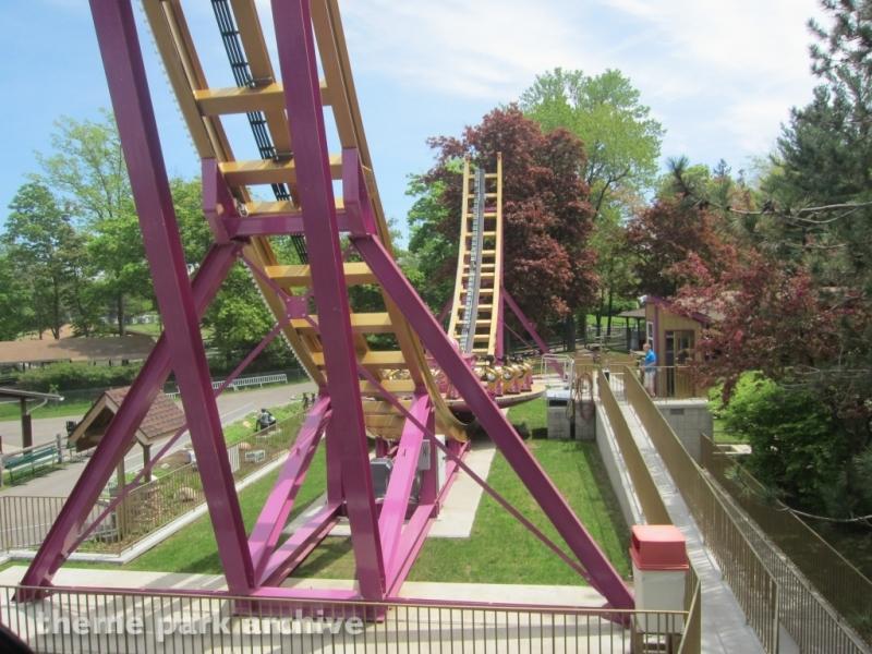 Mega Vortex at Waldameer Park