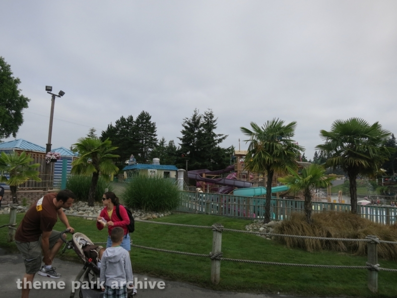 Pirates Cove at Wild Waves Theme Park