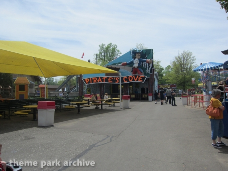 Pirate's Cove at Waldameer Park