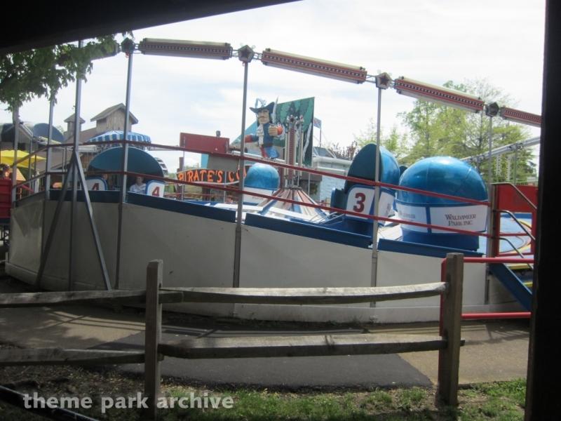 Tilt A Whirl at Waldameer Park